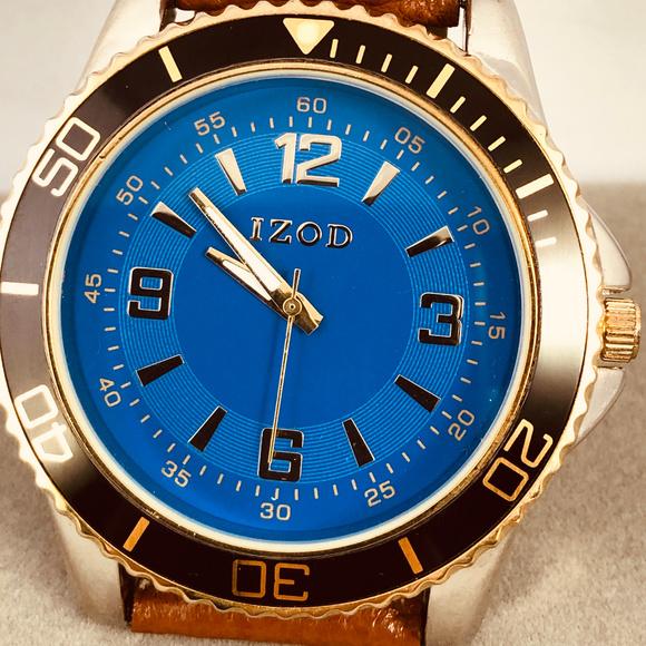 Izod Other - Vintage Izod Watch Mans Watch